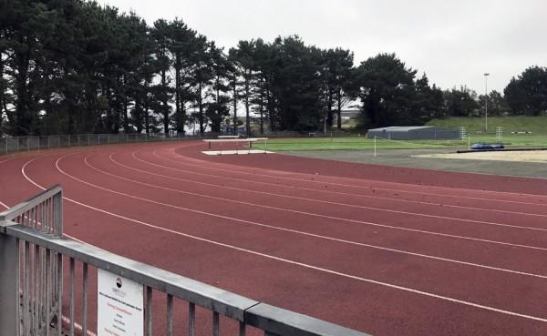 Carn Brea Running Track